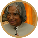 Abdul Kalam, Pres. of India
